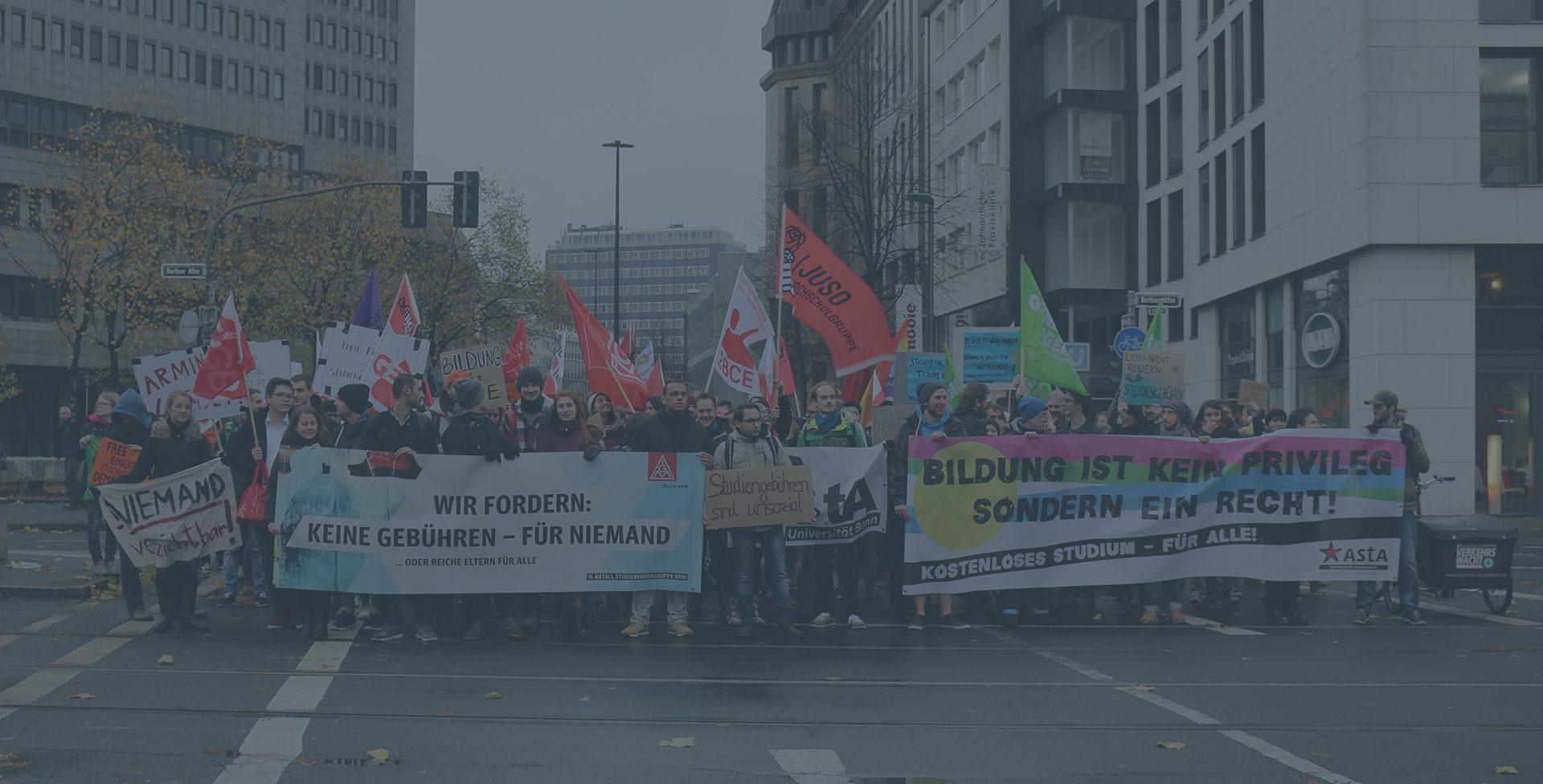 #NotMyHochschulgesetz