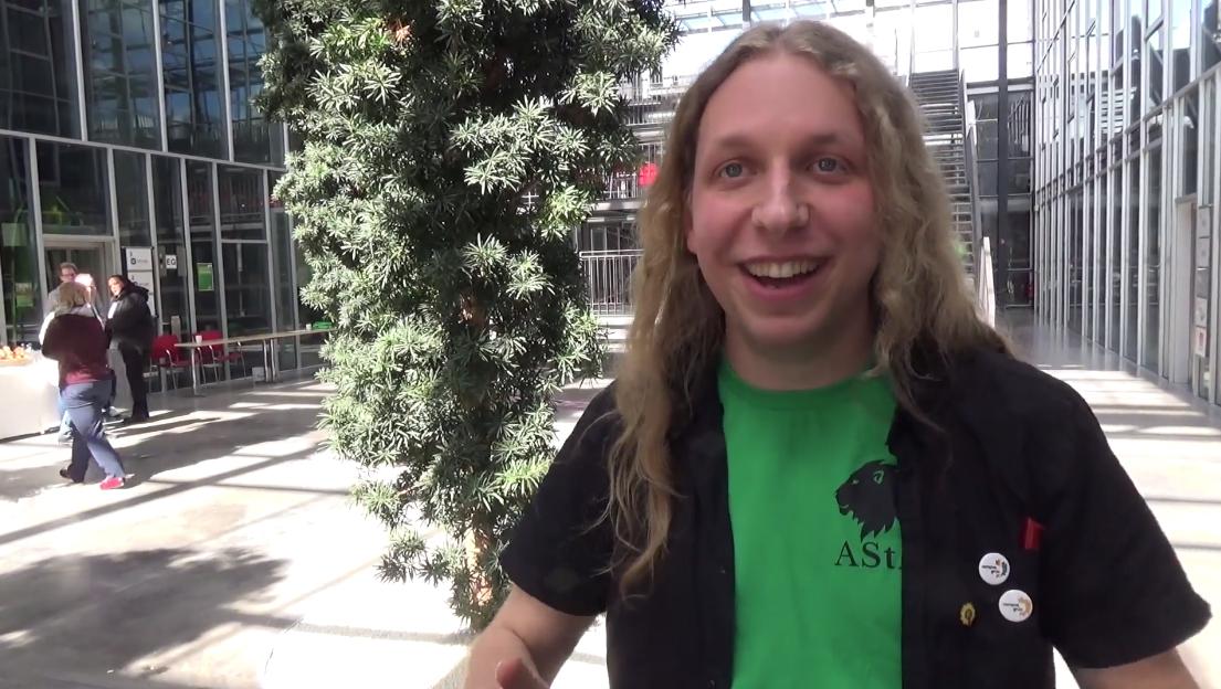 Dennis Pirdzuns von der GHG Wuppertal